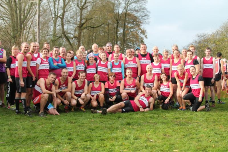 Big day out at Usk GLCL XC
