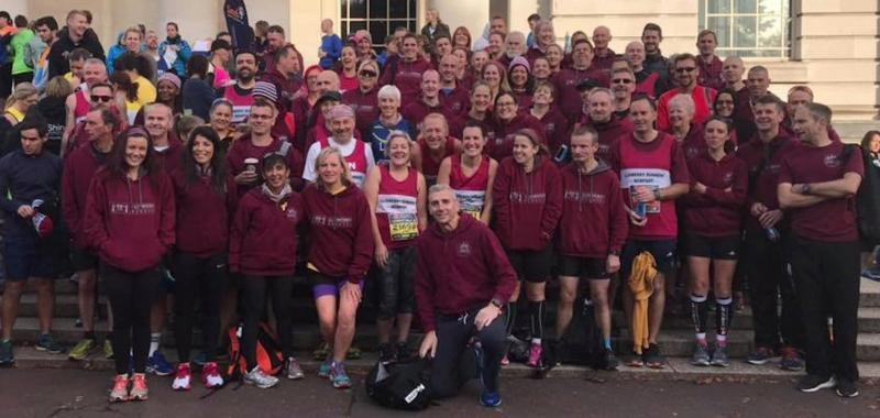 Over 130 Club Members Complete Cardiff Half Marathon